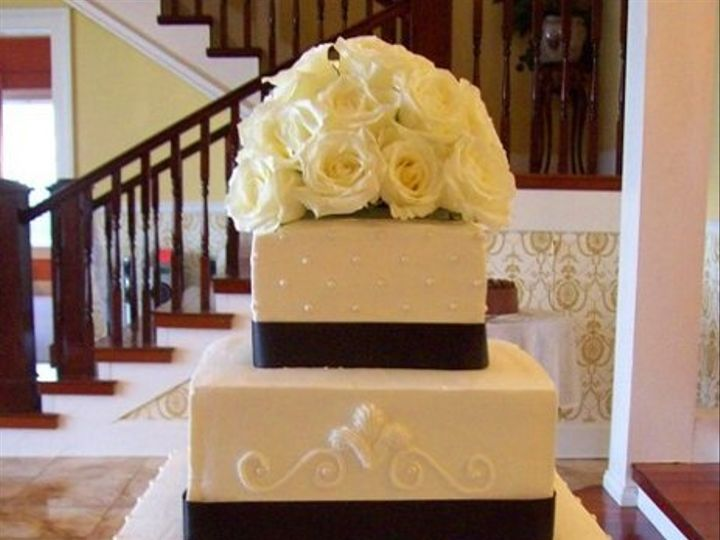 Tmx 1280655156107 Businesspostcard Long Beach wedding cake