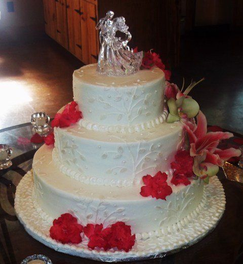 Tmx 1280655161279 Buttercreamleaves Long Beach wedding cake