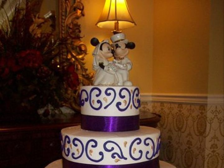 Tmx 1280655173889 Cakes053 Long Beach wedding cake