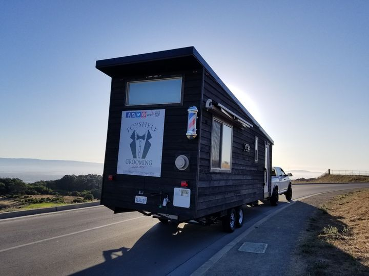 Our mobile shop. Beer, bourbon, cigars, cornhole, poker, darts and more.