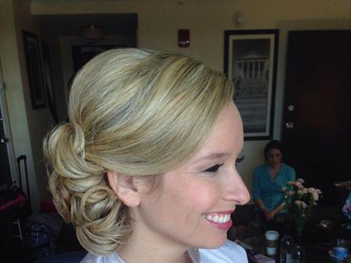 Tmx 1423369047554 Bridal3 Richmond, VA wedding beauty