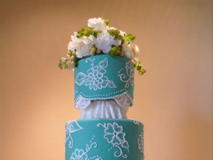 Tmx 1323175559208 Wedding216 Hatboro, Pennsylvania wedding cake