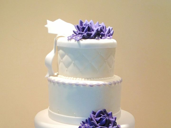 Tmx 1349657269135 Fondant2 Hatboro, Pennsylvania wedding cake