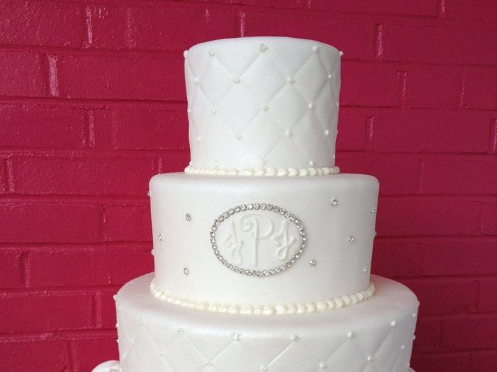 Tmx 1349657291174 Fondant6 Hatboro, Pennsylvania wedding cake