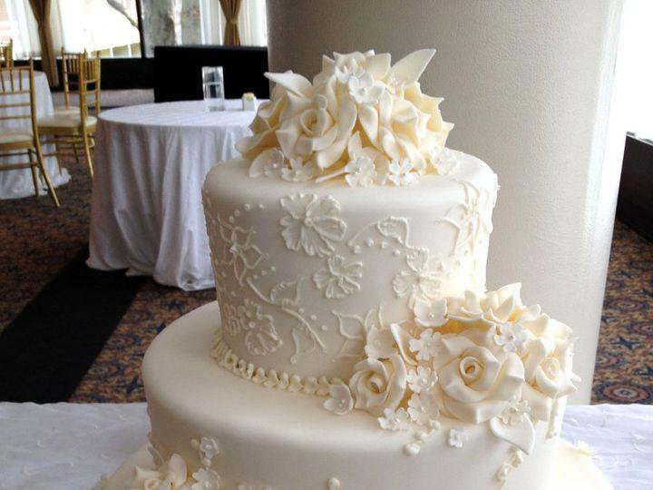 Tmx 1349657301672 Fondant8 Hatboro, Pennsylvania wedding cake
