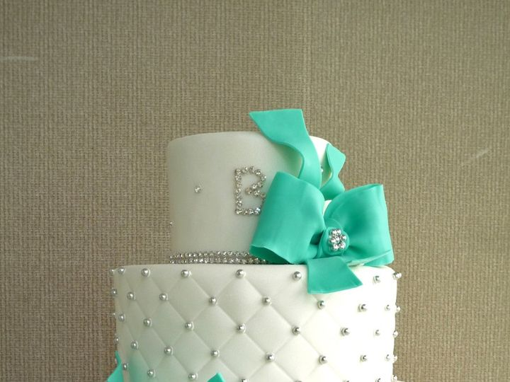 Tmx 1349657327594 Fondant12 Hatboro, Pennsylvania wedding cake