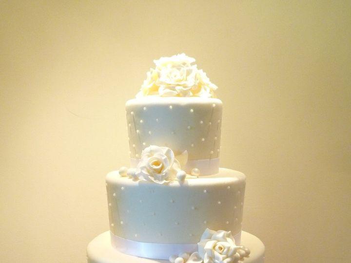 Tmx 1349657374347 Fondant17 Hatboro, Pennsylvania wedding cake