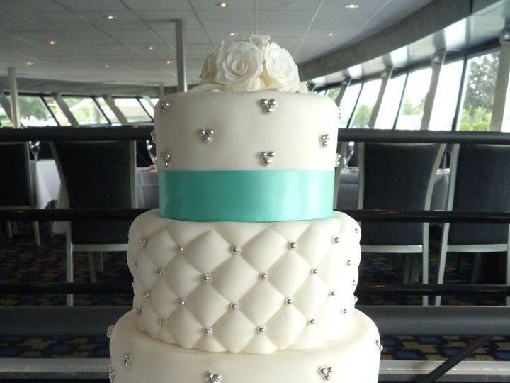 Tmx 1349657456174 Fondant35 Hatboro, Pennsylvania wedding cake