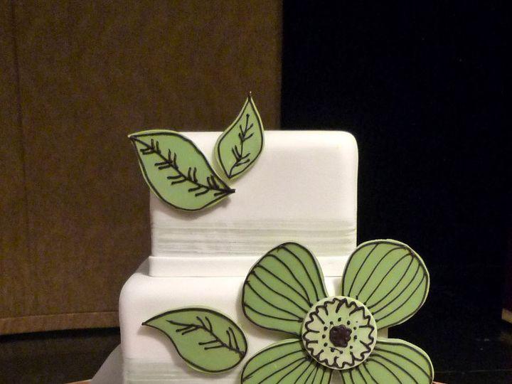 Tmx 1349657473395 Fondant50 Hatboro, Pennsylvania wedding cake