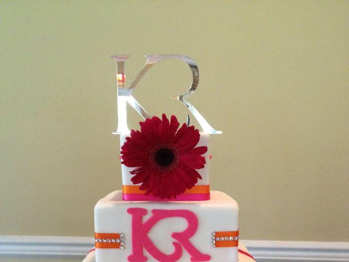 Tmx 1349657561991 Fondant80 Hatboro, Pennsylvania wedding cake