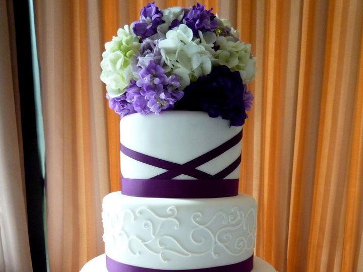 Tmx 1349657576568 Fondant87 Hatboro, Pennsylvania wedding cake