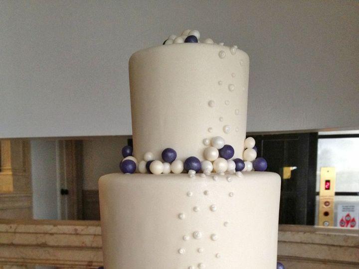 Tmx 1349657600986 Fondant104 Hatboro, Pennsylvania wedding cake