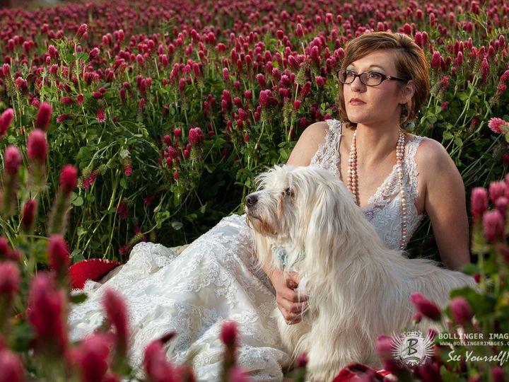 Tmx 1427503052862 Bridal With Dog Charlotte, North Carolina wedding beauty