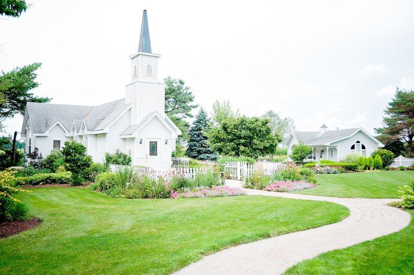 victorian wedding chapel