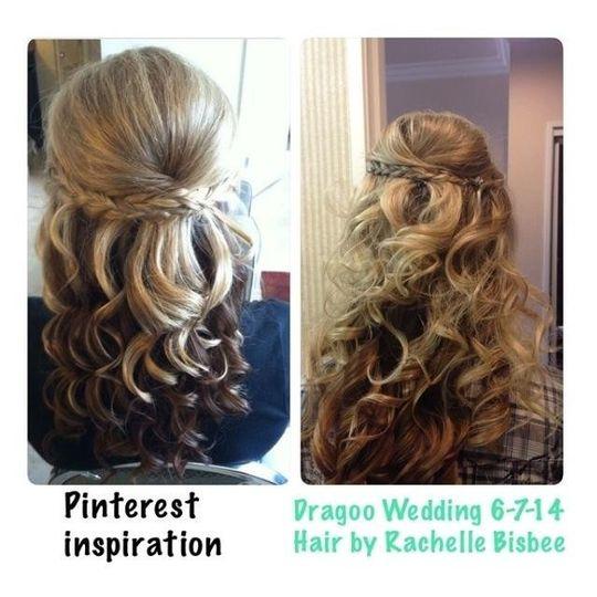 bridal hair june 14