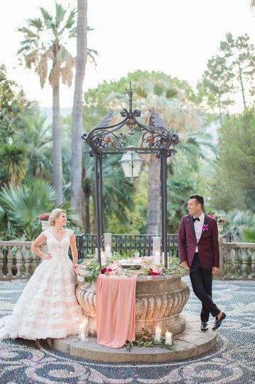 Destination wedding in Liguria