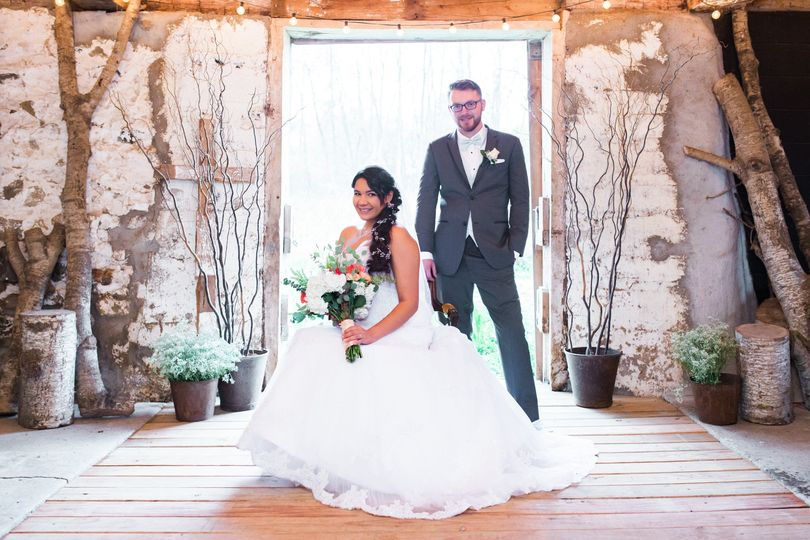 Briar Barns wedding
