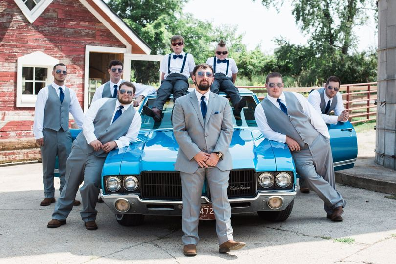 Frutig Farms Ann Arbor Wedding
