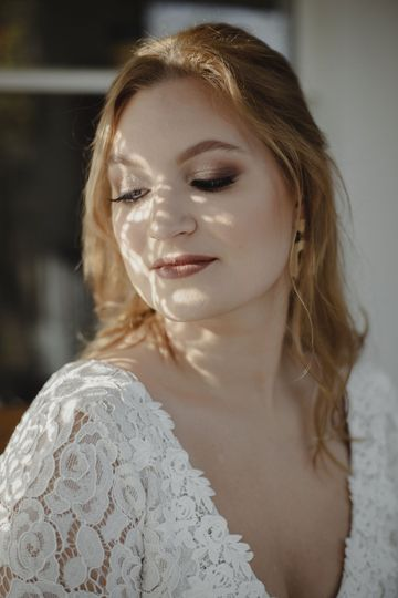 Makeup by Annie Sherrill