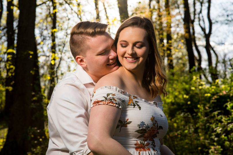 aubrey and alec engagement photos at sam lewis state park e session photography york county pa wedding photographer 25 51 1018287 1565811048