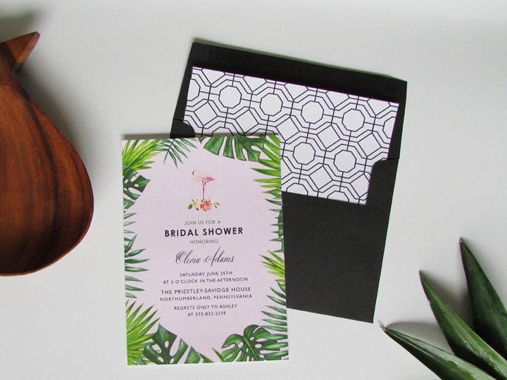 Tmx 1475431222529 Tropics2 Middleburg wedding invitation