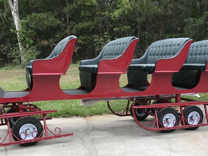 Tmx 1499961238224 Santa Sleigh Dade City, FL wedding transportation