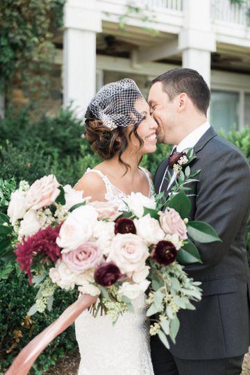 Newlyweds | Image: Ali McLaughlin