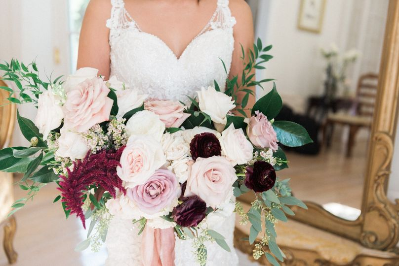 Bride's bouquet | Image: Ali McLaughlin