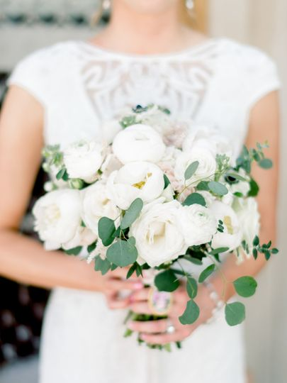 Wedding bouquet | Image: Melanie Julian Photog