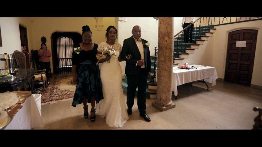 Heading to the wedding (Faduma and Jeffrey's wedding)