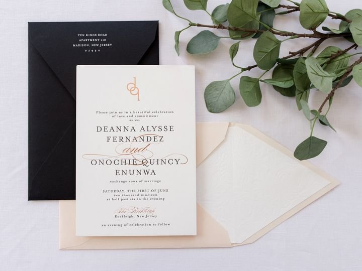 Tmx Ww20 51 110387 1571076192 Morristown, NJ wedding invitation