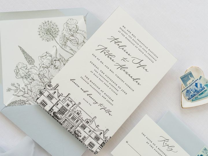 Tmx Ww31 51 110387 1571077014 Morristown, NJ wedding invitation