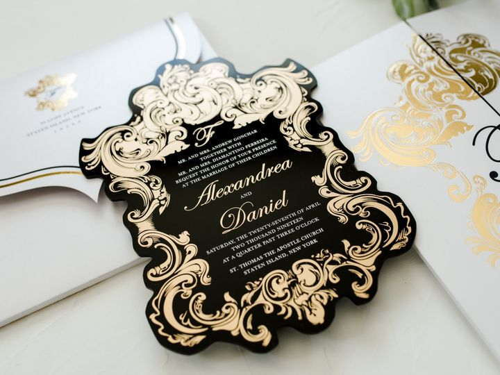 Tmx Ww33 51 110387 1571077014 Morristown, NJ wedding invitation