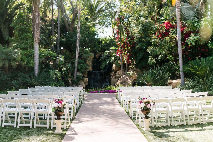 Arbor Terrace Ceremony