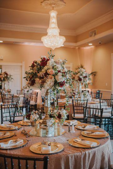 Beverly Mansion Reception