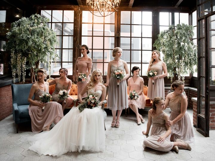 Tmx Ladies In Wait Painterly Visions 51 1871387 1567265874 Brooklyn, NY wedding photography