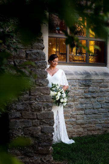 Bridal, Church, Oxford, window