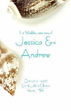 Tmx 1203794604347 BeachProgram Franklin wedding invitation