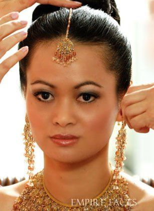 South Asian Bridal Beauty by Empire Faces