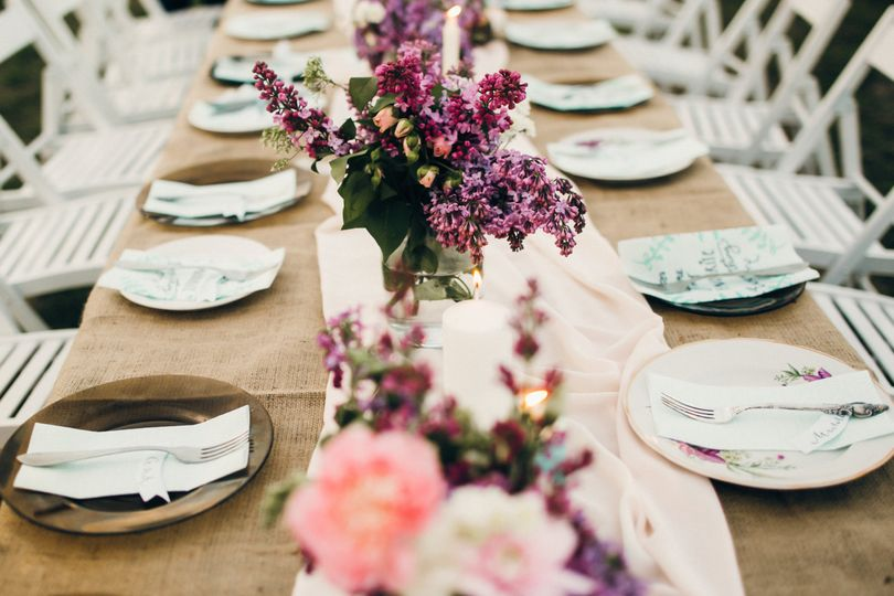 Tablescapes and flowers