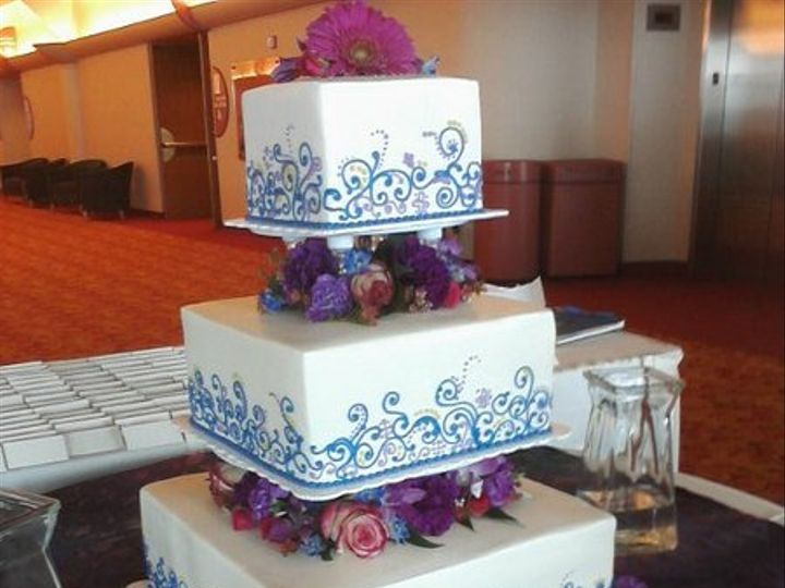 Tmx 1324606464629 2824482008734699685961445970189295755106283790085n Verona, WI wedding cake