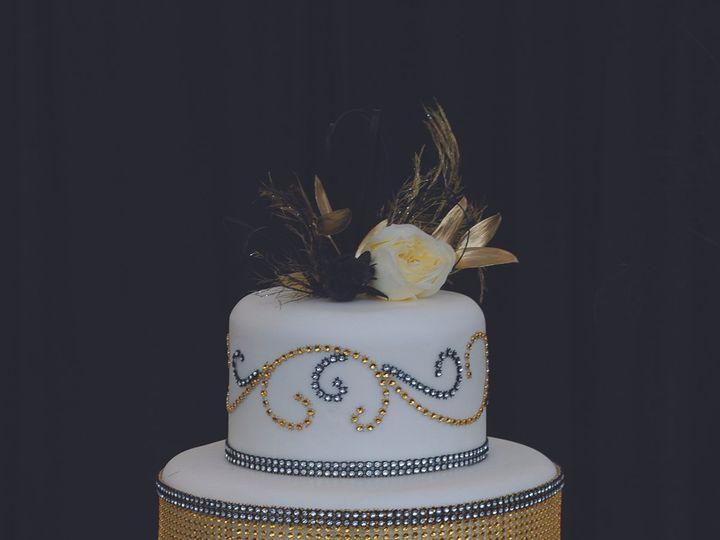 Tmx 1452908425807 Dsc1216 Verona, WI wedding cake