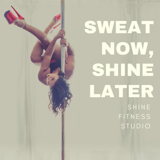 Sweat Now, Shine Later