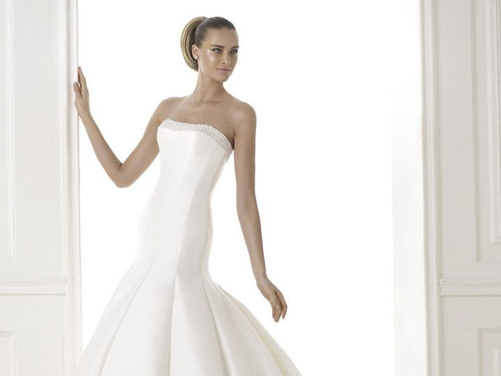 Tmx 1417894647838 Balar Philadelphia wedding dress
