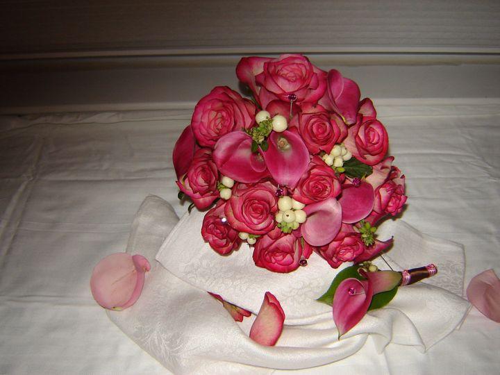 Tmx 1372794239893 Brides Bouquet   Marriot Hotel 2 Stony Brook, NY wedding florist