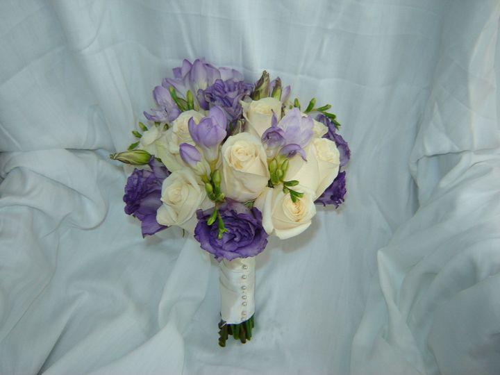 Tmx 1372794264112 Brides Bouquet   Old Field Club Stony Brook, NY wedding florist