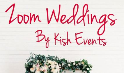 Zoom Weddings by Kish Events