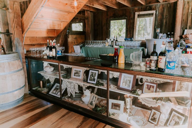 The Barn at Wolf Creek - Venue - Akron, OH - WeddingWire