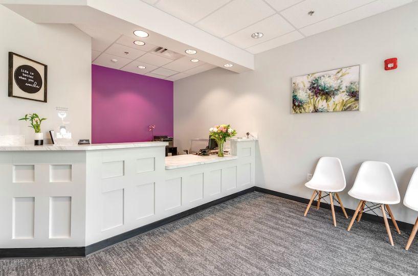 Luxurious dental services