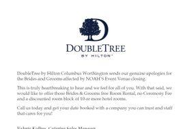 Doubletree Columbus Worthington
